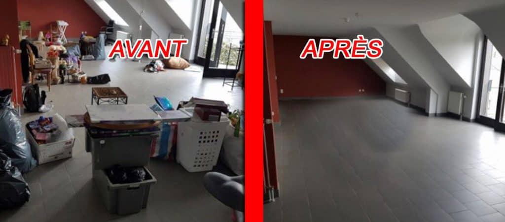 debarras logement appartement Boulogne-Billancourt